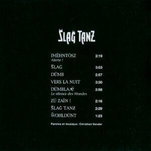 Magma - Slag Tanz - Inside