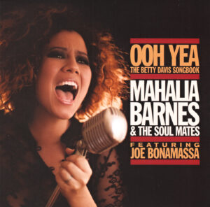 Mahalia Barnes & The Soul Mates - Ooh Yea! The Betty Davis Songbook - 1Front