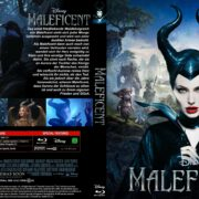 Maleficent (2015) Blu-Ray Custom German