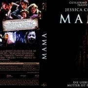 Mama (2013) R2 Blu-ray German