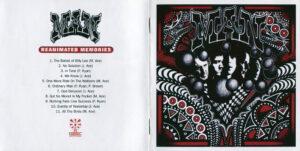 Man - Reanimated Memories - Booklet (1-4)
