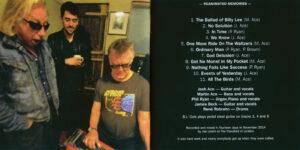 Man - Reanimated Memories - Booklet (2-4)