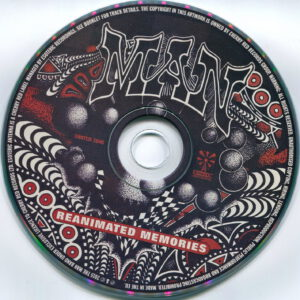 Man - Reanimated Memories - CD