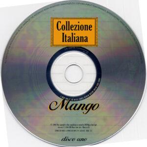 Mango - Collezione Italiana - CD (2-2)