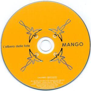 Mango - L´Albero Delle Fate - CD