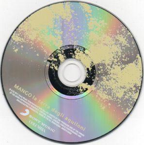Mango - La terra degli aquiloni - CD