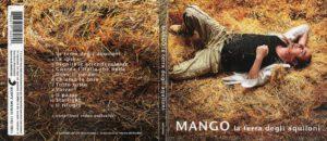 Mango - La terra degli aquiloni - Digipack