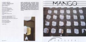 Mango - Odissea (Germany) - Booklet (1-4)