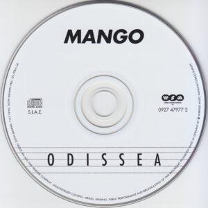 Mango - Odissea (Germany) - CD