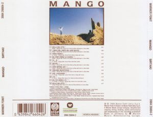 Mango - Sirtaki - Back