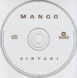 Mango - Sirtaki - CD