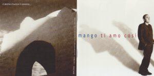 Mango - Ti Amo Così - Booklet (1-8)