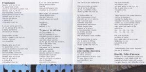 Mango - Ti Porto In Africa - Booklet (3-8)