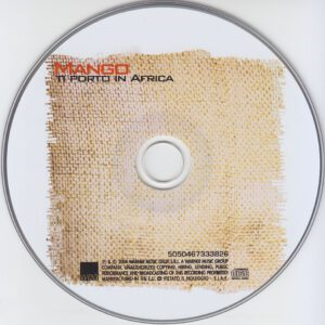 Mango - Ti Porto In Africa - CD