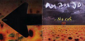Mango - Visto Così - Booklet (1-4)