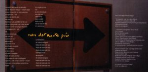 Mango - Visto Così - Booklet (4-4)