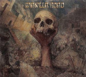 Manilla Road - The Blessed Curse - 1Front