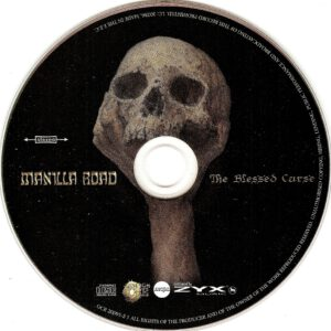 Manilla Road - The Blessed Curse - CD (1-2)