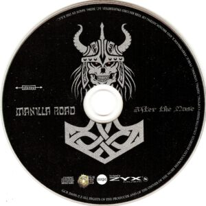 Manilla Road - The Blessed Curse - CD (2-2)