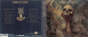 Manilla Road - The Blessed Curse - Digipack
