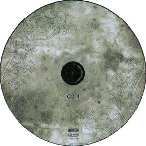 Mantus - Melancholia - CD (2-2)