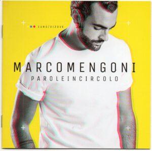 Marco Mengoni - Parole in Circolo - 1Front