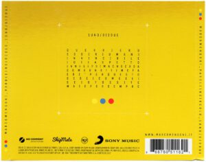 Marco Mengoni - Parole in Circolo - Back