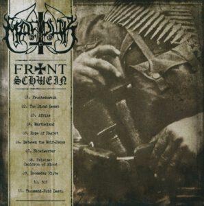 Marduk - Frontschwein (Russia) - 1Front
