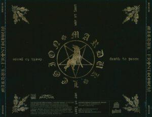 Marduk - Frontschwein (Russia) - Back