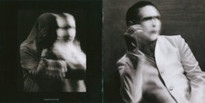 Marilyn Manson - The Pale Emperor - Booklet (1-4)