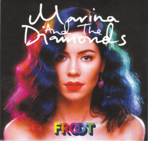 Marina & The Diamonds - Froot - 1Front