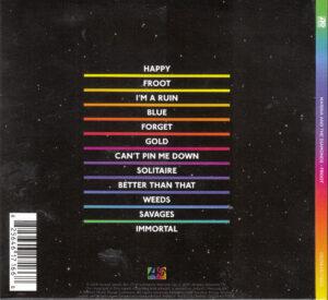 Marina & The Diamonds - Froot - Back