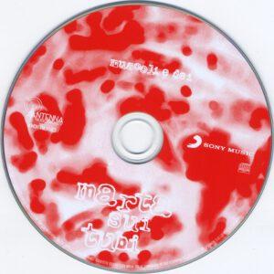 Marta Sui Tubi - Muscoli E Dei - CD
