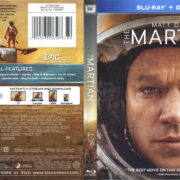 The Martian (2016) R1 Blu-Ray