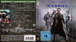 Matrix (1998) R2 Blu-Ray german