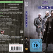 Matrix (1998) R2 Blu-Ray german