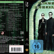 Matrix Reloaded (2003) R2 Blu-Ray German