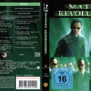 Matrix Revolutions (2003) R2 Blu-Ray German