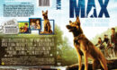 Max (2015) R1 DVD Cover