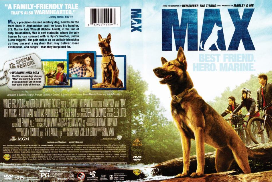 Max Dvd