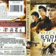 Maze Runner: Scorch Trials (2015) Blu-Ray