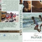 McFarland, USA (2015) R0 Custom Blu-ray Cover & Label