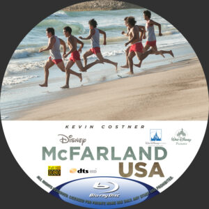 mcfarland blu-ray dvd label