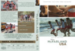 McFarland, USA (2015) R0 Custom DVD Cover & Label