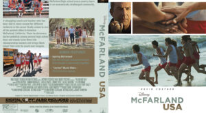 McFarland USA Custom Cover