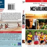 McFarland, USA (2015) R1 DVD Cover
