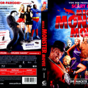 Mega Monster Movie (2009) Blu-Ray German