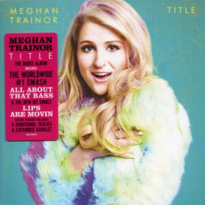 Meghan Trainor - Title - 1Front