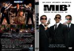 Men In Black 3 (2012) R0 CUSTOM DVD Cover