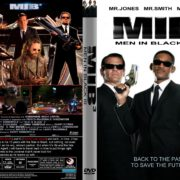 Men In Black 3 (2012) R0 CUSTOM DVD Cover
